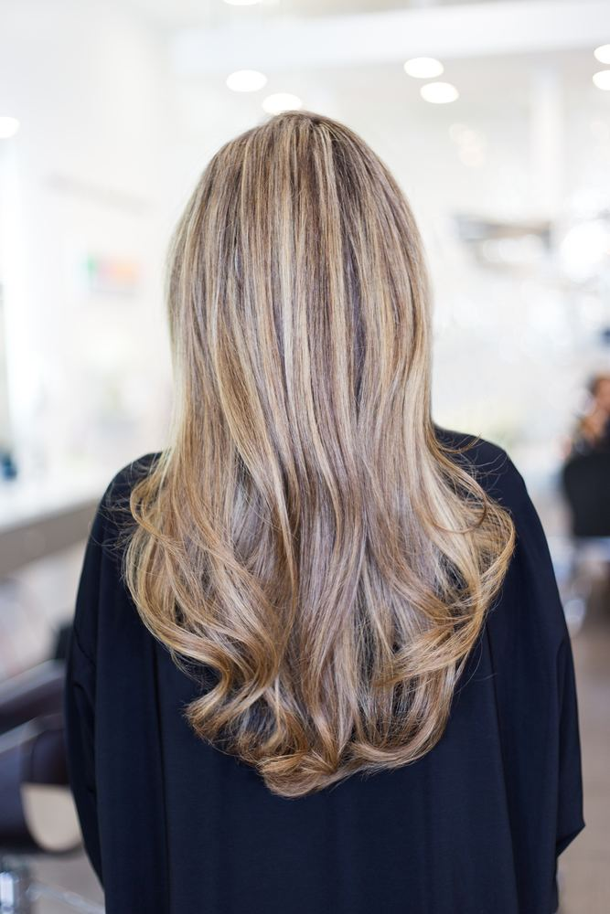 Få styr på håret hos frisøren